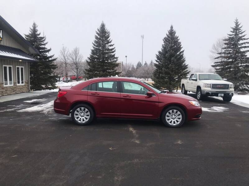 2014 Chrysler 200 for sale at Crown Motor Inc in Grand Forks ND