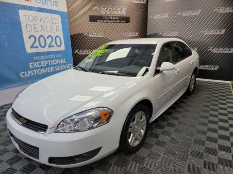 2011 Chevrolet Impala for sale at X Drive Auto Sales Inc. in Dearborn Heights MI