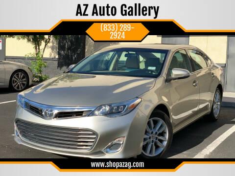 2014 Toyota Avalon for sale at AZ Auto Gallery in Mesa AZ