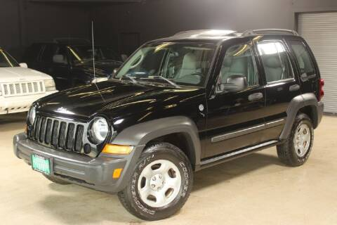 2007 Jeep Liberty for sale at AUTOLEGENDS in Stow OH