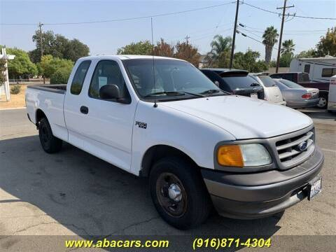 2004 Ford F-150 Heritage for sale at About New Auto Sales in Lincoln CA