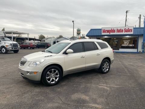 2010 Buick Enclave for sale at Memphis Auto Sales in Memphis TN