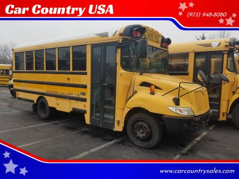 2007 IC Bus BE 200 for sale at Car Country USA in Augusta NJ