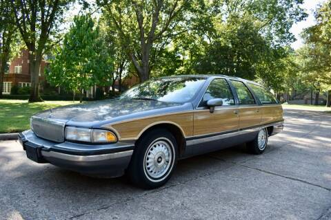 1991 Buick Roadmaster for sale at A Motors in Tulsa OK
