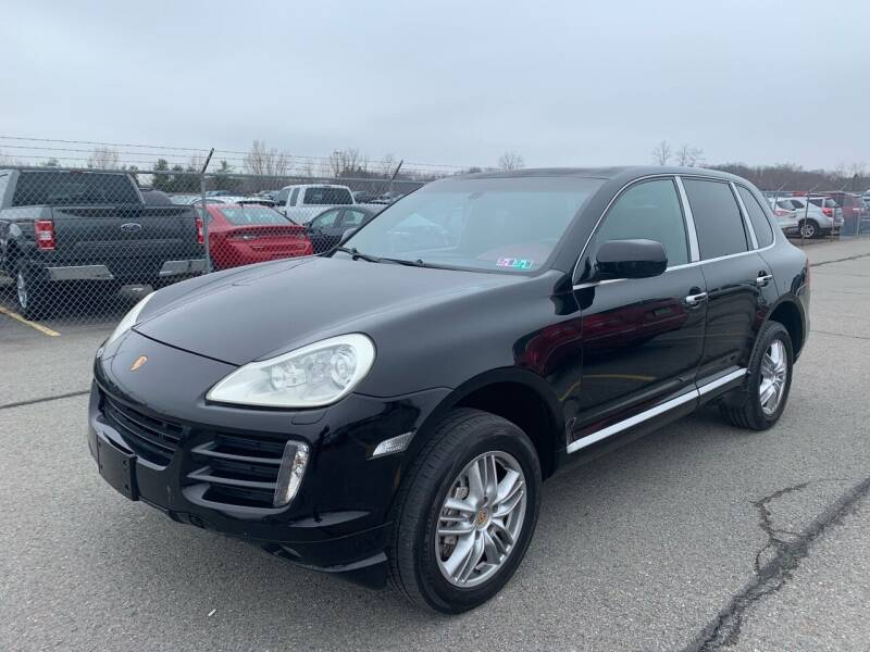 2008 Porsche Cayenne for sale at Trocci's Auto Sales in West Pittsburg PA