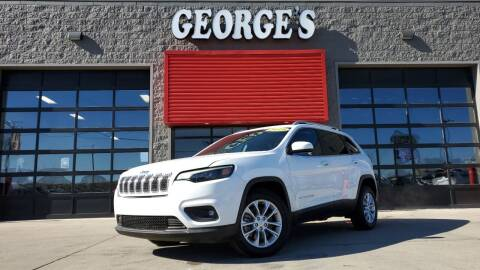 2019 Jeep Cherokee for sale at George's Used Cars - Pennsylvania & Allen in Brownstown MI