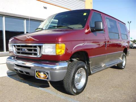2004 Ford E-Series Chassis for sale at Torgerson Auto Center in Bismarck ND