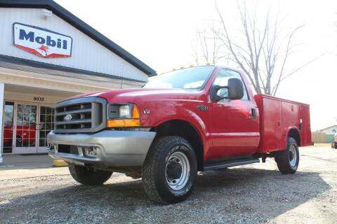 1999 Ford F-350 Super Duty for sale at Show Me Used Cars in Flint MI