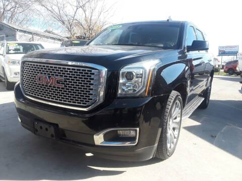 2015 GMC Yukon for sale at Speedway Motors TX in Fort Worth TX