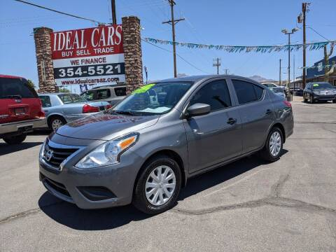 2017 Nissan Versa for sale at Ideal Cars Apache Junction in Apache Junction AZ