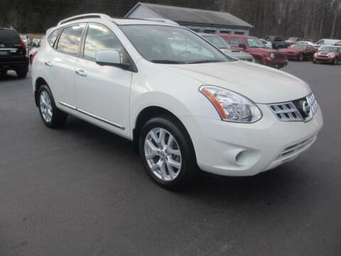 2013 Nissan Rogue for sale at Specialty Car Company in North Wilkesboro NC