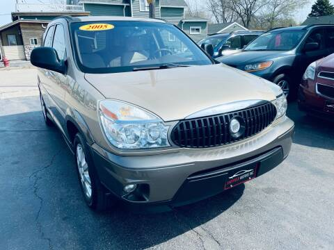 2005 Buick Rendezvous for sale at SHEFFIELD MOTORS INC in Kenosha WI