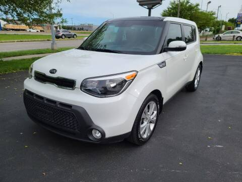 2014 Kia Soul for sale at Auto Hub in Grandview MO