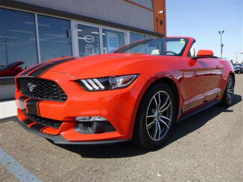 2017 Ford Mustang for sale at Torgerson Auto Center in Bismarck ND