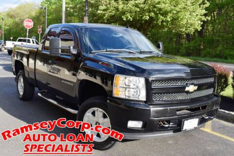 2009 Chevrolet Silverado 1500 for sale at Ramsey Corp. in West Milford NJ