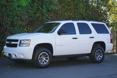 2008 Chevrolet Tahoe for sale at Beaverton Auto Wholesale LLC in Hillsboro OR