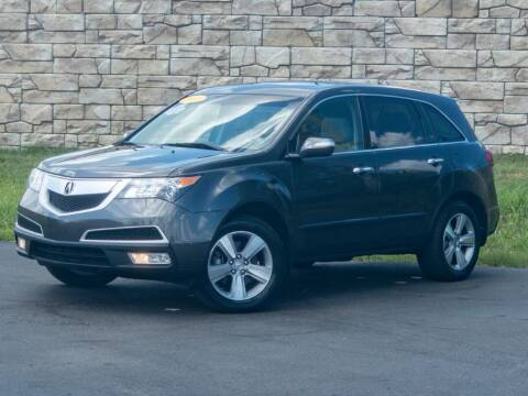 2011 Acura MDX for sale at Car Hunters LLC in Mount Juliet TN