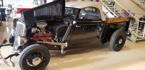 1934 Ford Deluxe for sale at COLLECTABLE-CARS LLC - Classics & Collectables in Nacogdoches TX