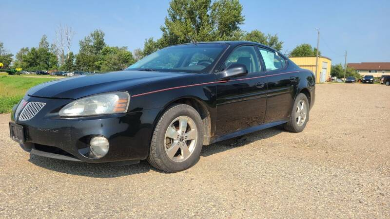 2005 Pontiac Grand Prix for sale at Sinner Auto in Waubay SD