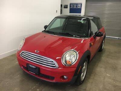 2009 MINI Cooper for sale at CHAGRIN VALLEY AUTO BROKERS INC in Cleveland OH