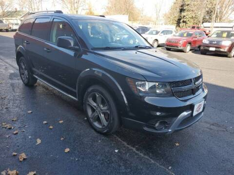 2017 Dodge Journey for sale at Stach Auto in Edgerton WI