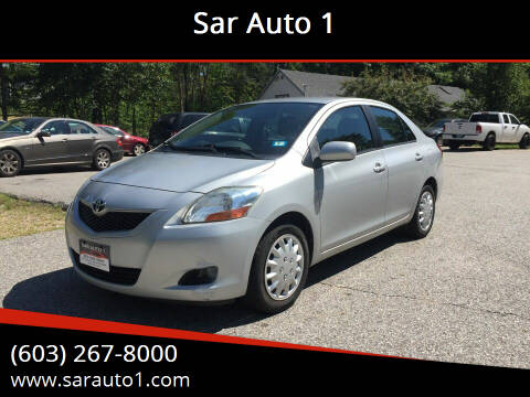 2010 Toyota Yaris for sale at Sar Auto 1 in Belmont NH