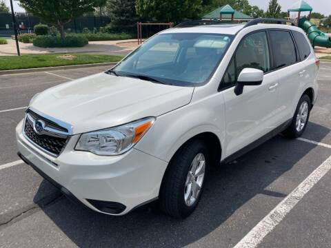 2015 Subaru Forester for sale at The Car Guy in Glendale CO