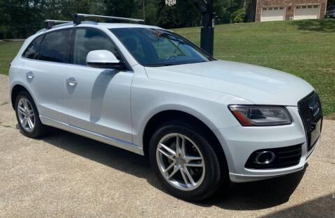 2016 Audi Q5 for sale at G T Auto Group in Goodlettsville TN