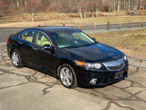 2012 Acura TSX for sale at Choice Motor Car in Plainville CT