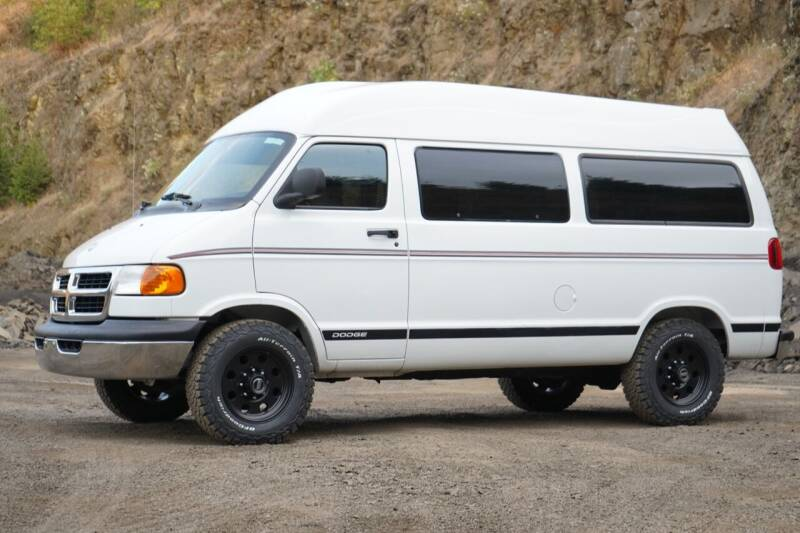 2001 Dodge Ram Wagon for sale at Beaverton Auto Wholesale LLC in Hillsboro OR