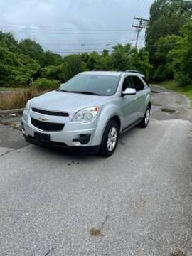 2015 Chevrolet Equinox for sale at Dependable Motors in Lenoir City TN