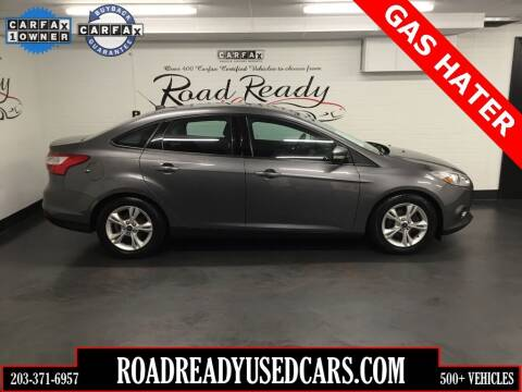 2014 Ford Focus for sale at Road Ready Used Cars in Ansonia CT