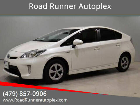 2012 Toyota Prius for sale at Road Runner Autoplex in Russellville AR