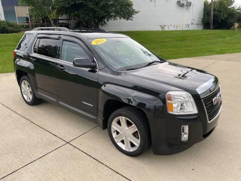 2011 GMC Terrain for sale at Best Buy Auto Mart in Lexington KY