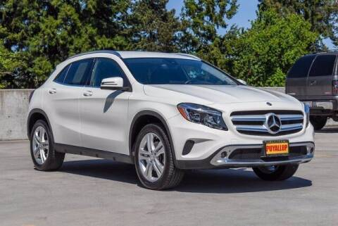 2017 Mercedes-Benz GLA for sale at Chevrolet Buick GMC of Puyallup in Puyallup WA