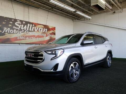 2019 GMC Terrain for sale at SULLIVAN MOTOR COMPANY INC. in Mesa AZ