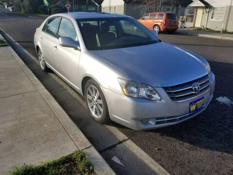 2006 Toyota Avalon for sale at Kingz Auto LLC in Portland OR