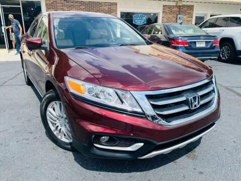 2013 Honda Crosstour for sale at North Georgia Auto Brokers in Snellville GA