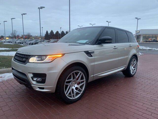 2014 Land Rover Range Rover Sport for sale at BMW of Schererville in Shererville IN