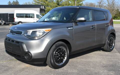2015 Kia Soul for sale at Heritage Automotive Sales in Columbus in Columbus IN