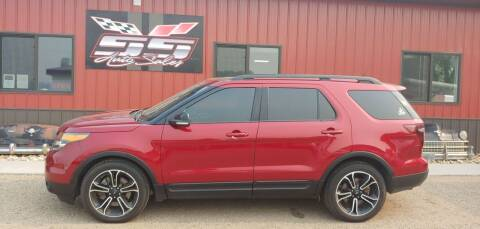 2015 Ford Explorer for sale at SS Auto Sales in Brookings SD