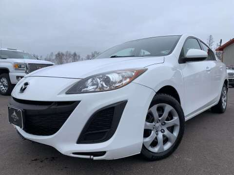 2011 Mazda MAZDA3 for sale at LUXURY IMPORTS in Hermantown MN