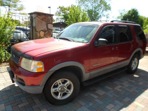 2002 Ford Explorer for sale at Precision Auto Sales of New York in Farmingdale NY