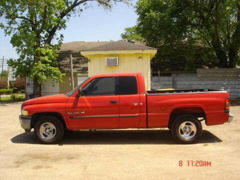 2001 Dodge Ram Pickup 1500 for sale at A-1 Auto Sales in Conroe TX