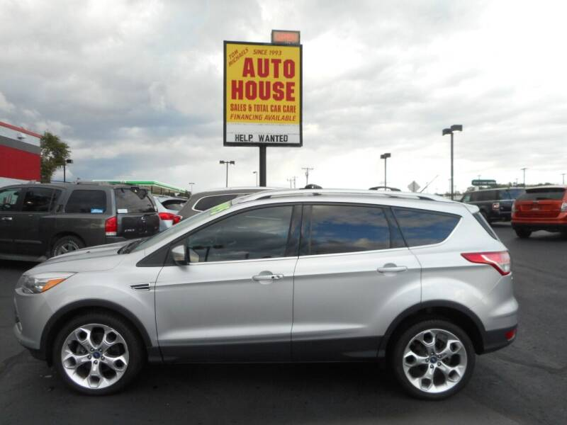 2013 Ford Escape for sale at AUTO HOUSE WAUKESHA in Waukesha WI