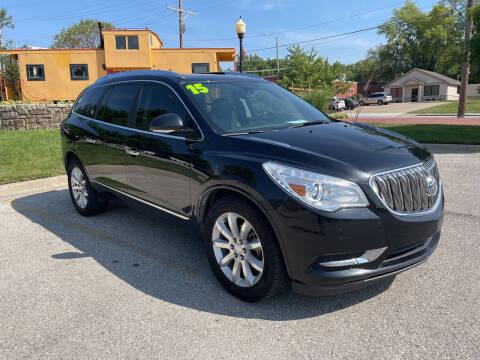 2015 Buick Enclave for sale at Midwest Motors 215 Inc. in Bonner Springs KS