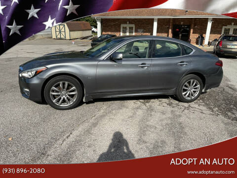 2015 Infiniti Q70 for sale at Adopt an Auto in Clarksville TN