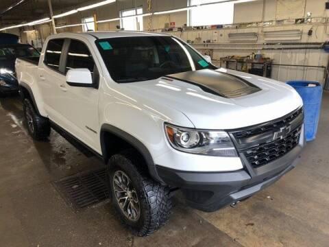 2018 Chevrolet Colorado for sale at Tim Short Auto Mall in Corbin KY