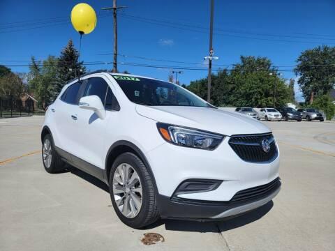 2017 Buick Encore for sale at Julian Auto Sales, Inc. in Warren MI