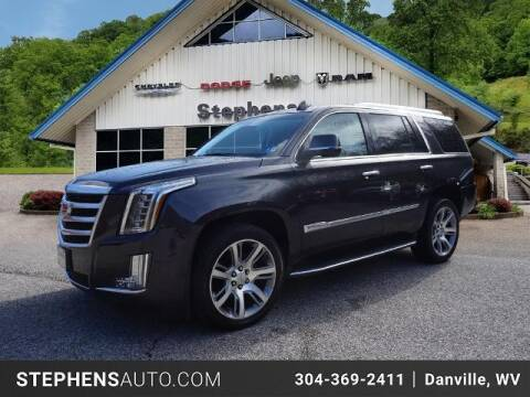 2016 Cadillac Escalade for sale at Stephens Auto Center of Beckley in Beckley WV